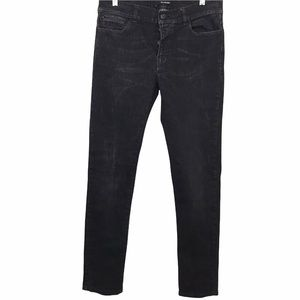 The Kooples Skinny 4 Button Closure Jeans